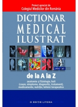 Dictionar medical ilustrat de la A la Z. Vol. 4