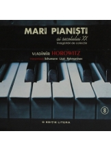 CD Mari pianisti al secolului XX V. Horowitz vol. 8