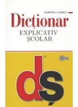 Dictionar explicativ scolar coperta tare