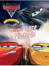 Disney Pixar Masini 3 - Povesti si jocuri - Drumul spre victorie