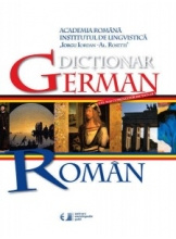 Dictionar German-Roman 2 volume