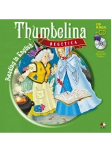 Degetica Thumbelina+CD