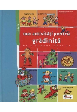 1001 activitati pentru gradinita