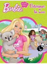 Barbie. As putea sa fiu...veterinar la ZOO
