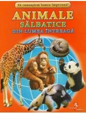 Animale salbatice din lumea intreaga fise