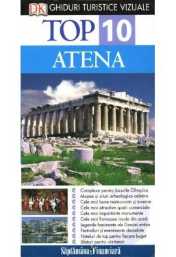 Ghid turistic vizual. Atena