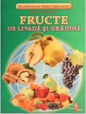 Fructe de livada si gradina fise