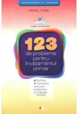 123 de probleme pentru invatamantul primar