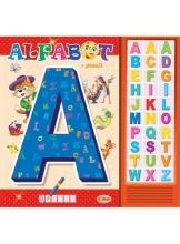 Alfabet plus poezii Carte cu sunete