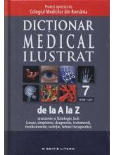 Dictionar medical ilustrat de la A la Z. Vol. 7