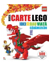 Lego. Marea carte. Idei ce dau viata caramizilor tale