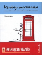 Reading comprehension - experienced readers