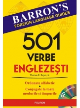 501 verbe englezesti +CD