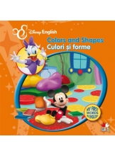 Disney English. Culori si forme