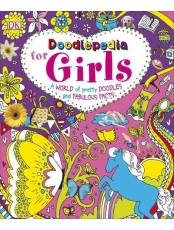 Doodlepedia For Girls - English version