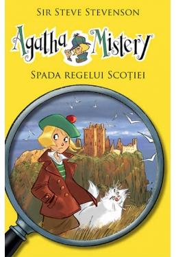 Agatha Mistery. Strada regelui Scotiei vol.3