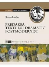 Predarea textului dramatic postmodernist