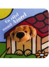 Carte cu jucarie. Un catel numit Azorel