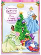 Disney Audiobook. Cenusareasa la petrecerea Craciunului. Tiana si magia sarbatorilor +CD