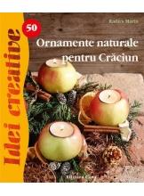 Idei Creative 50. Ornamente naturale pentru Craciun