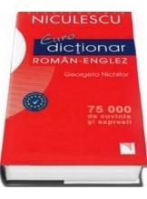Eurodictionar roman-englez. 75000 de cuvinte si expresii