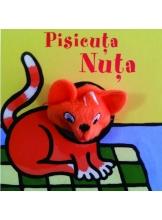 Carte cu jucarie. Pisicuta Nuta