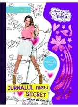 Disney Violetta. Jurnalul meu secret. Album de fan. Sezonul 2