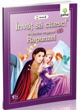 Invat sa citesc! Rapunzel. Invat sa citesc in limba engleza. Nivel 1