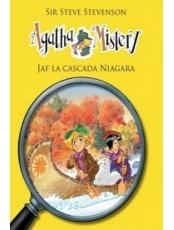 Agatha Mistery. Jaf la cascada Niagara vol.4