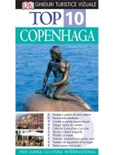 Ghid turistic vizual. Copenhaga