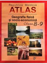 Atlas cl 8-9 Geografia fizica si socio-economica