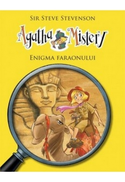 Agatha Mistery. Enigma faraonului vol.1