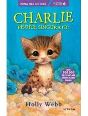 Prima mea lectura. CHARLIE, PISOIUL SINGURATIC.